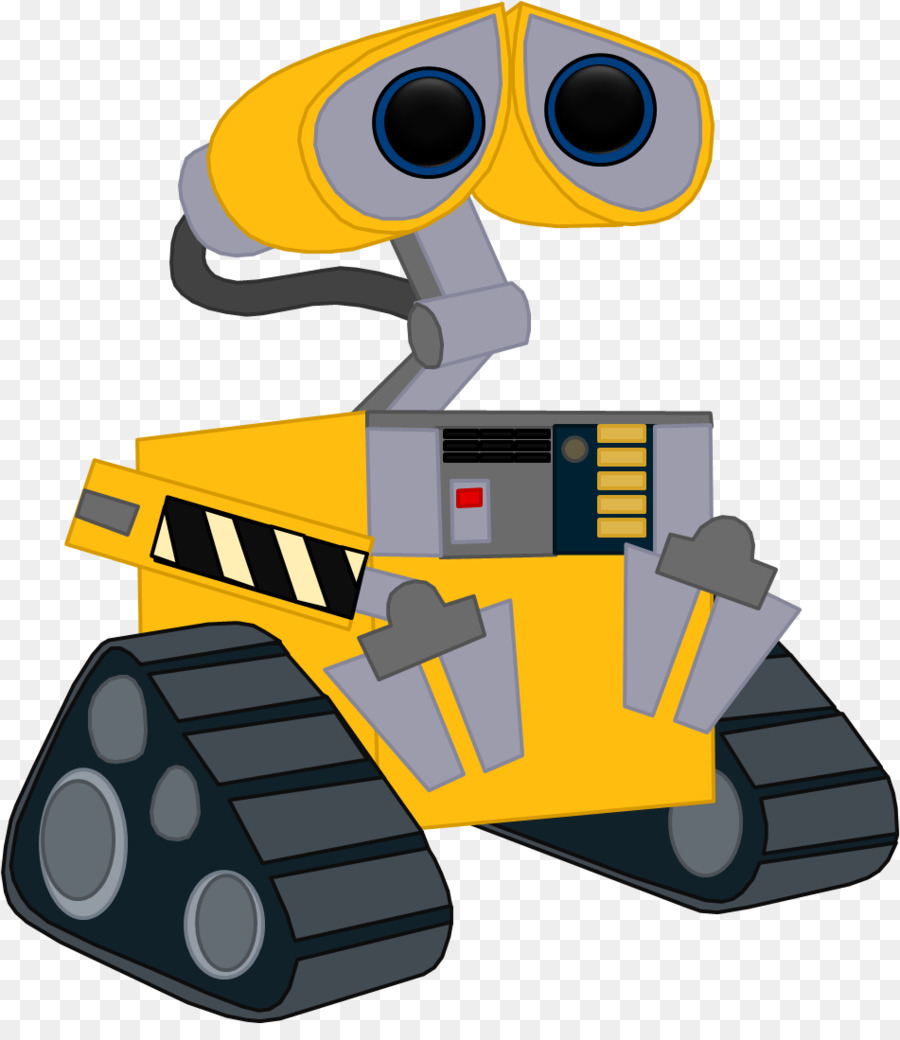 Clip art - Wall-E Transparent PNG png download - 900*1024 - Free ...