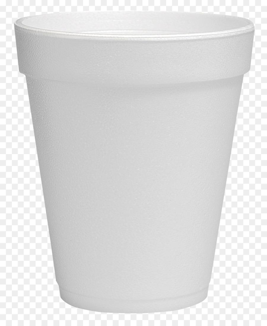 Lid Plastic Flowerpot Cup White Plastic Cup Png Download 2104