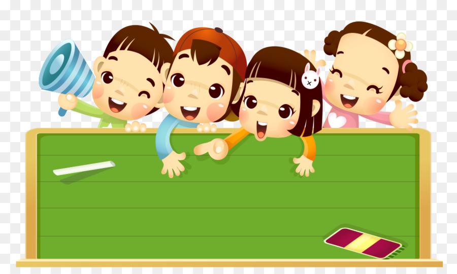 blackboard learn cartoon child clip art school children png