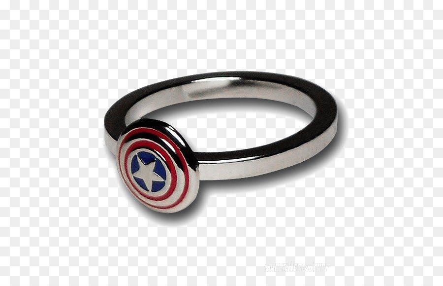 Comic wedding rings