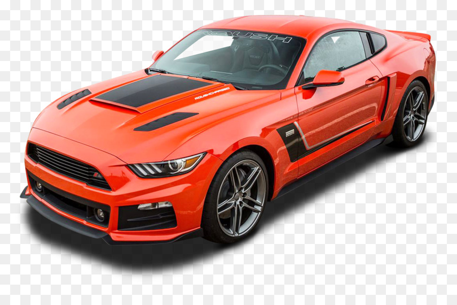 Roush Performance Ford Mustang Mach 1 Car Exhaust System Orange Stage 3 Png 1152 746 Free Transpa 2016