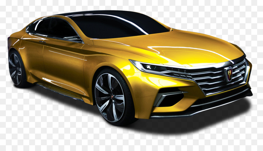 Car Gold High Definition Television Wallpaper Roewe Vision R Concept Golden Color Png 1800 1033 Free Transpa