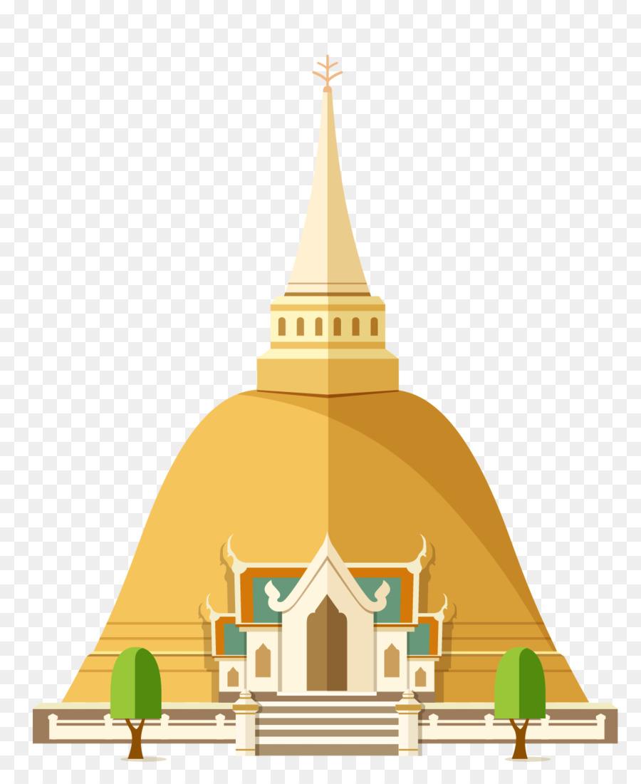 Thailand Landmark Tourism