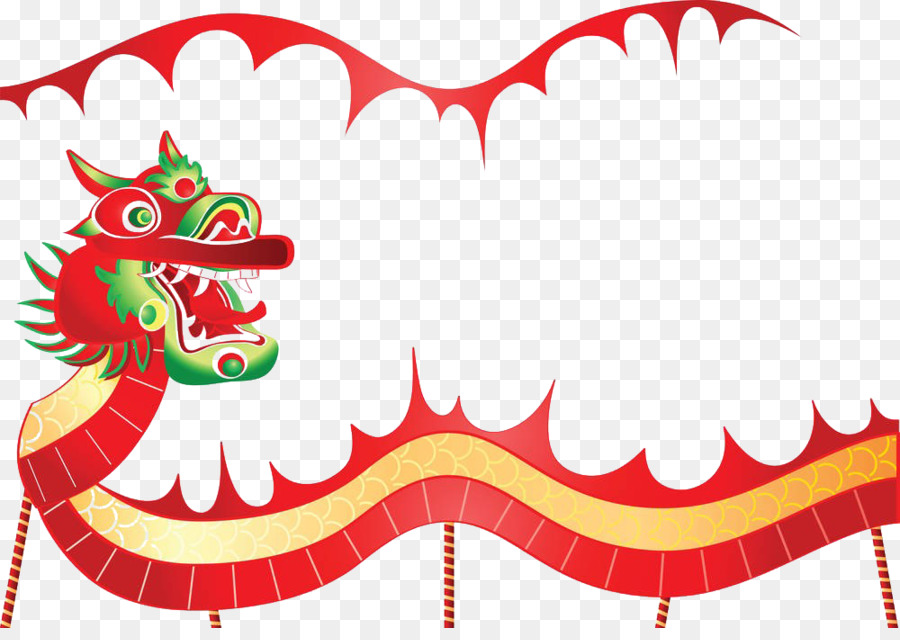dragon dance lion dance chinese new year clip art month dragon
