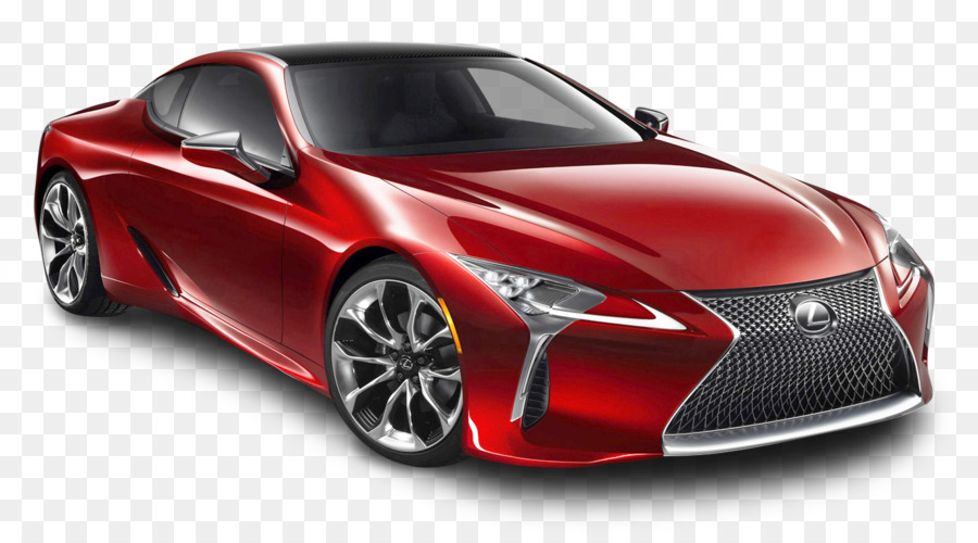 Lexus LC 500 GT500 North American International Auto Show Car 2018 Lexus LC  500   Cherry Red Lexus LC 500h Car