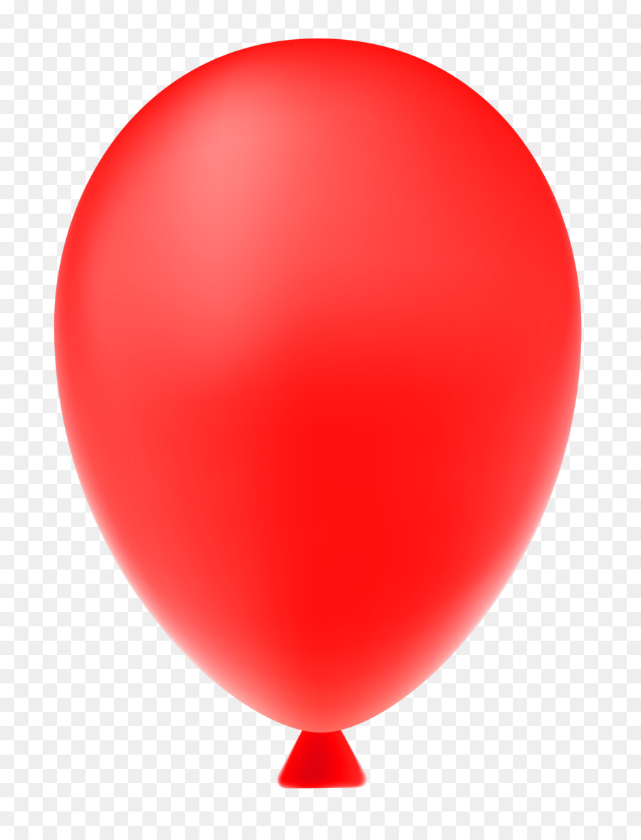 balloon clip art red balloon png download 2600 3358 free
