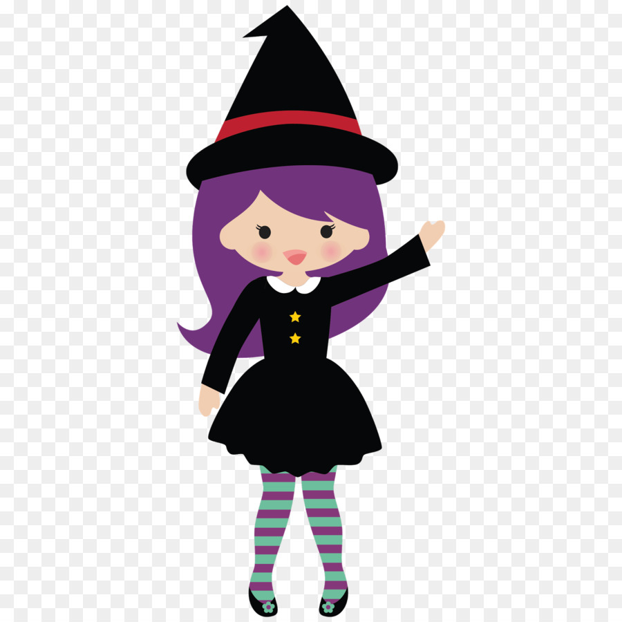 Halloween Cartoon Witch Face.Halloween Pattern Background Png Download 1600 1600 Free