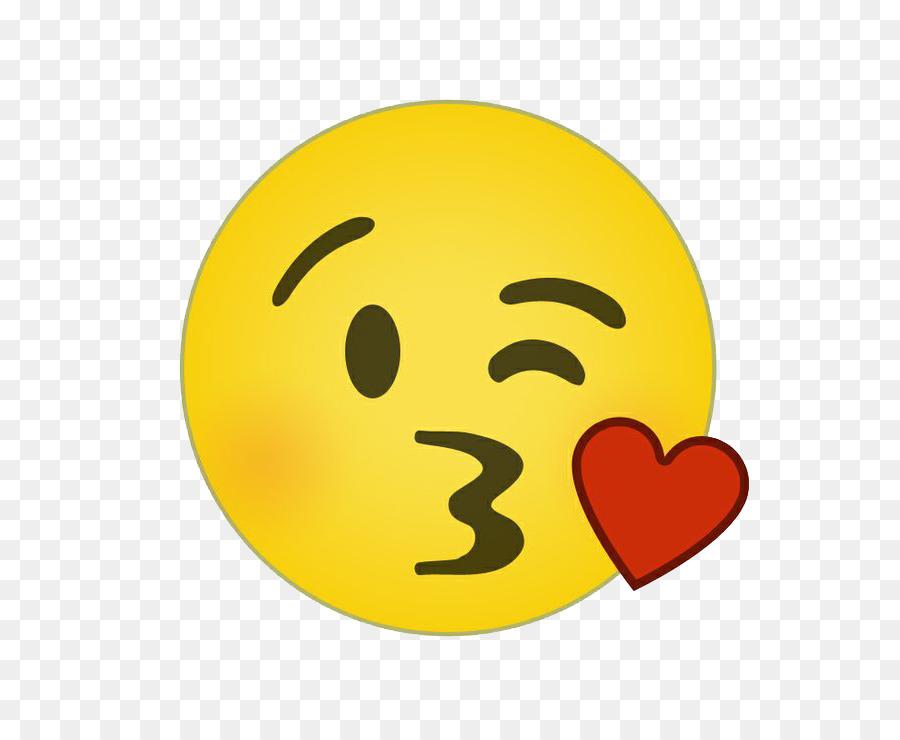 Smiley Emoticon Emoji Clip Art Kiss Smiley Png Clipart Png