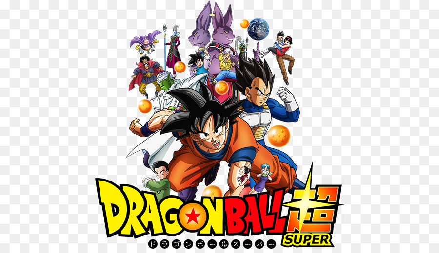 Graphic Design Dragon Ball Z