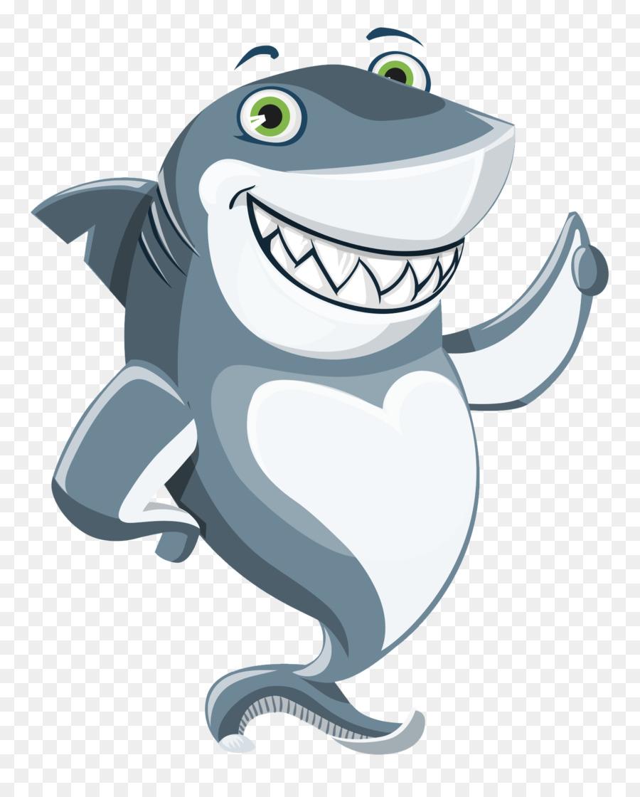 Shark transparent background. Vector png download free