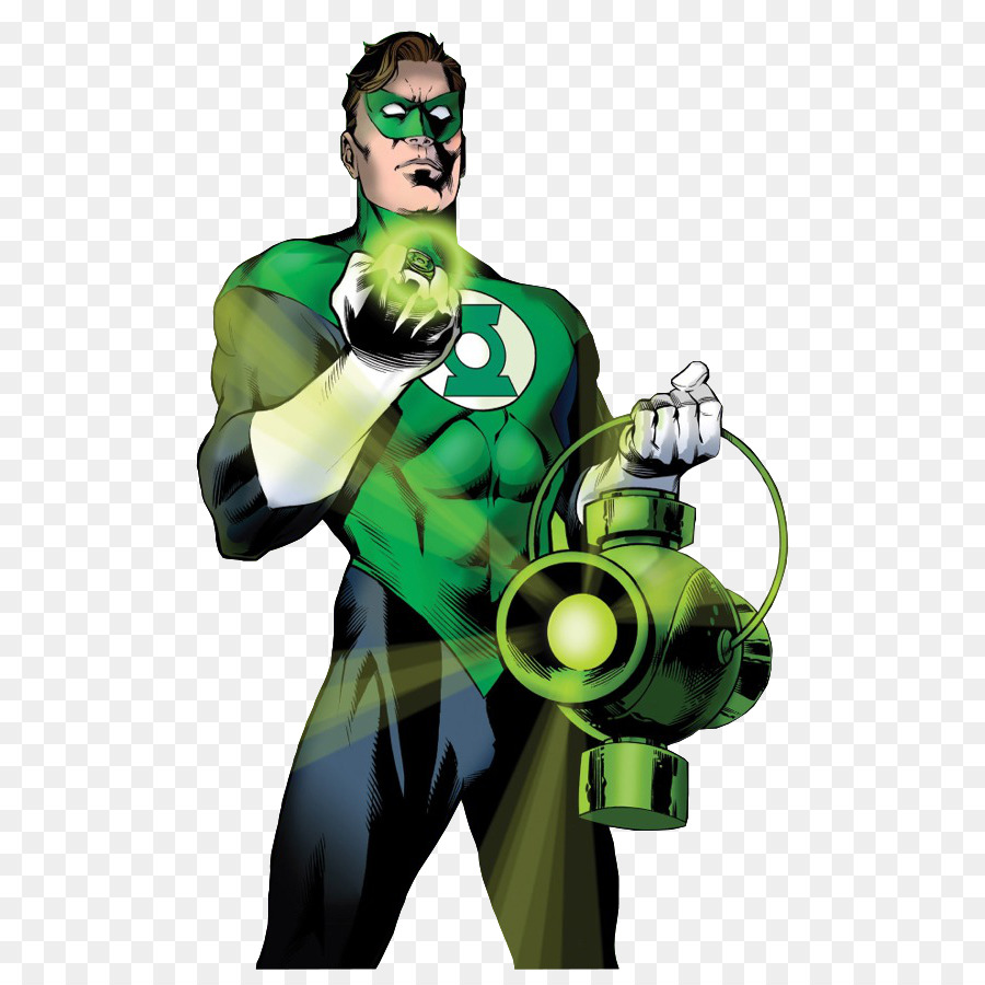 green lantern corps hal jordan geoff johns carol ferris - the green