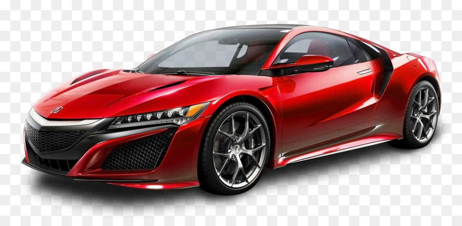 2018 Acura Nsx 2017 Acura Nsx Honda Civic Type R Car Acura Nsx Red