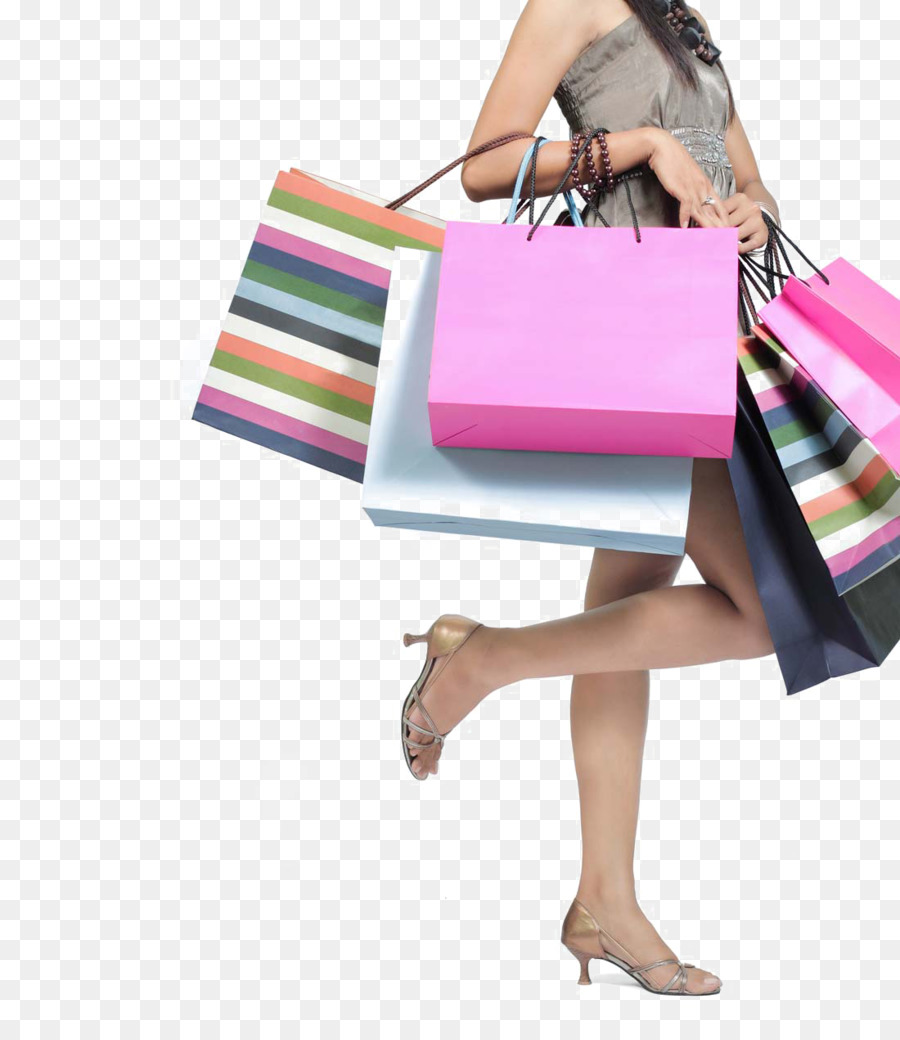 Shopping bag Stock-Fotografie-Personal shopper - Tragen ...