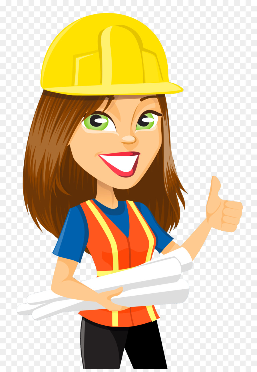 Image result for picture of a woman in a construction hat