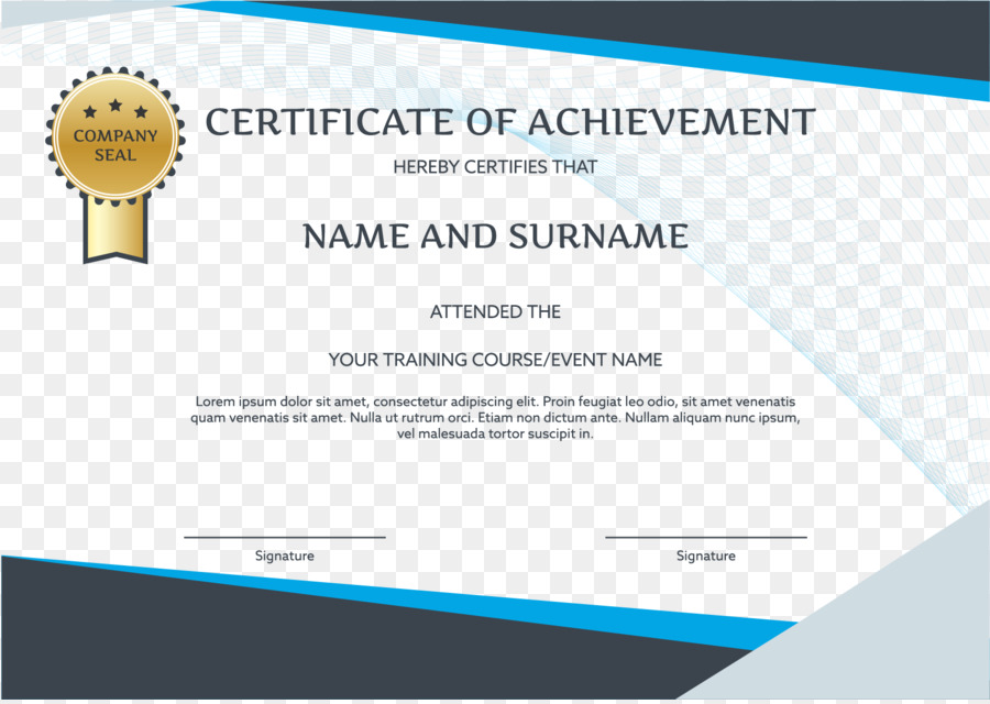 Graduation Ceremony Brand Party English Certificate Template Png - Bachelor degree certificate template
