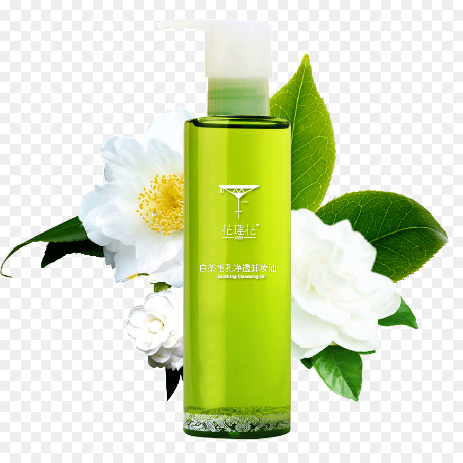 Shampoo Oil Cosmetics Taobao Scalp White Tea Pore Cleansing Oil
