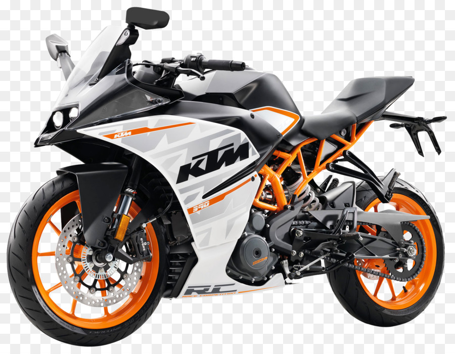Ktm Rc 390 Motorcycle Bike Png Download 1592 1236 Free