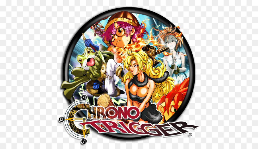 chrono trigger ds rom android