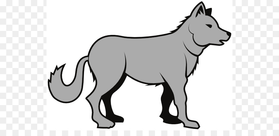 gray wolf clip art wolf cliparts png download 600 422 free rh kisspng com clip art wolverine clip art wolf howling at the moon