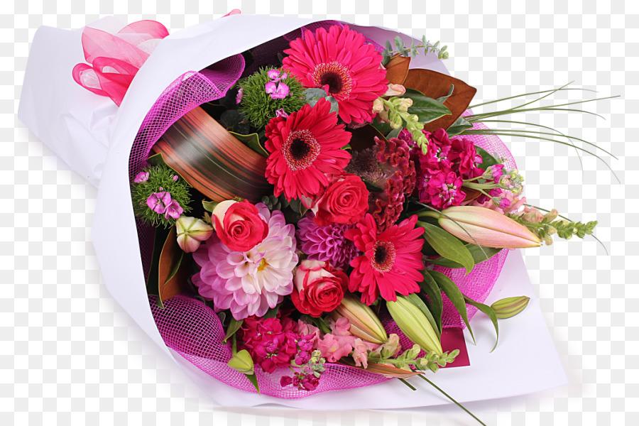 Flower bouquet - Birthday Flowers Bouquet Transparent PNG png ...