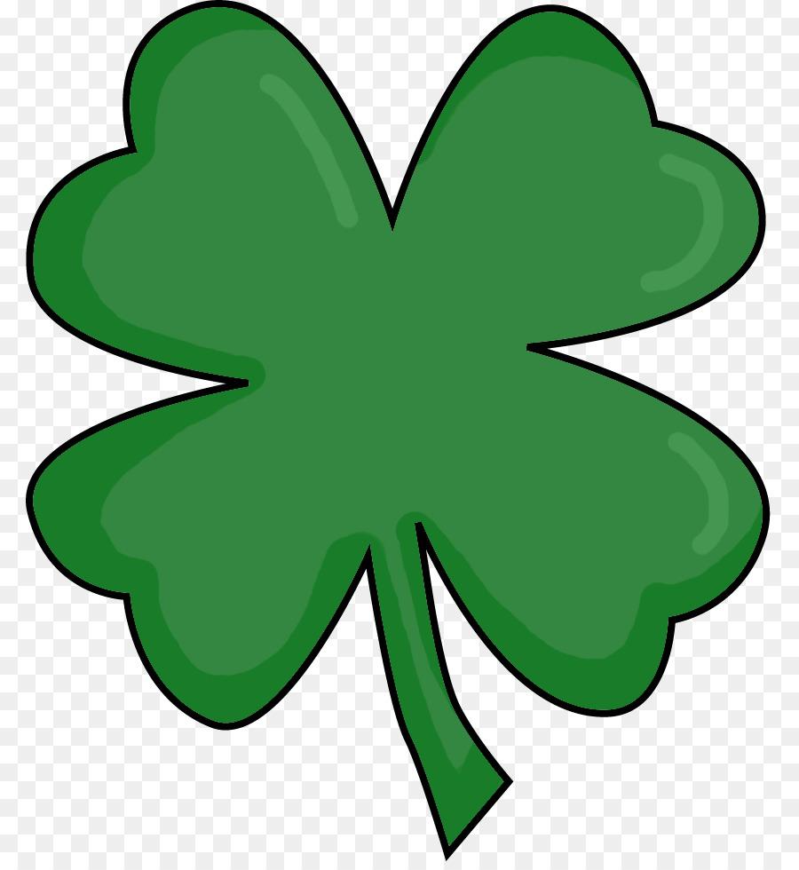 four leaf clover clip art clover transparent background png rh kisspng com