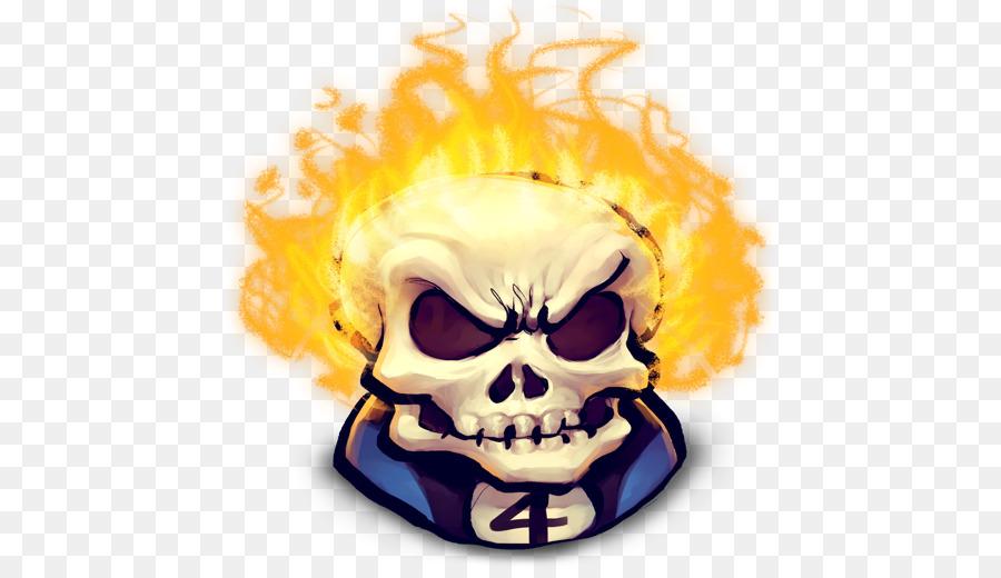 Ghost Rider Wolverine Hulk Johnny Blaze Clip Art Ghost Rider Face