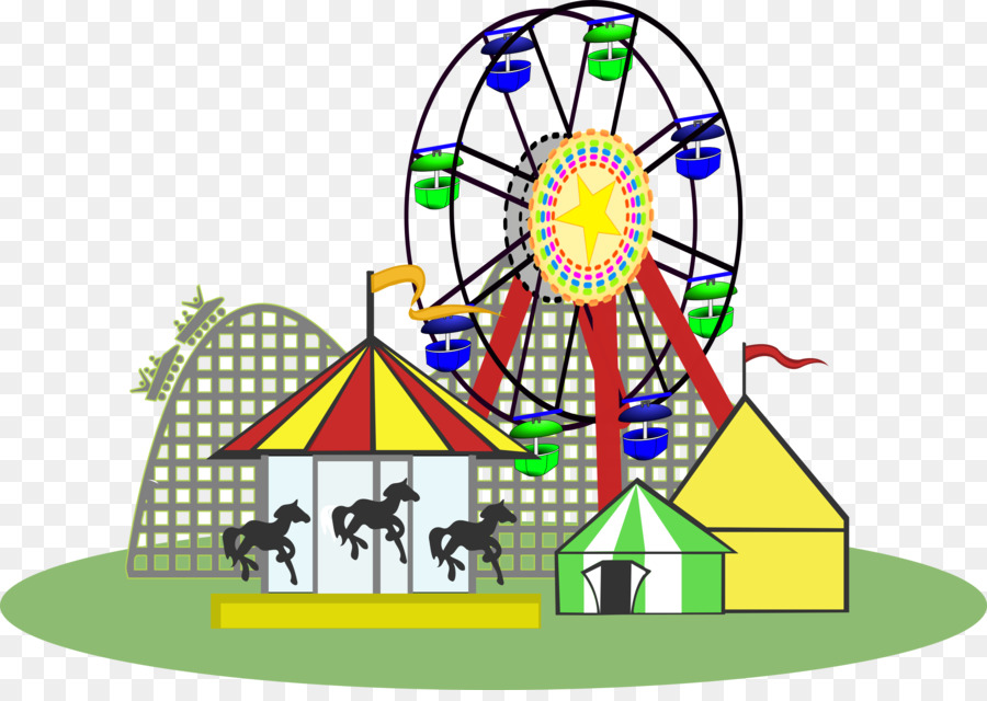 amusement park amusement ride clip art carnival png pic png rh kisspng com amusement park clipart map amusement park rides clipart black and white
