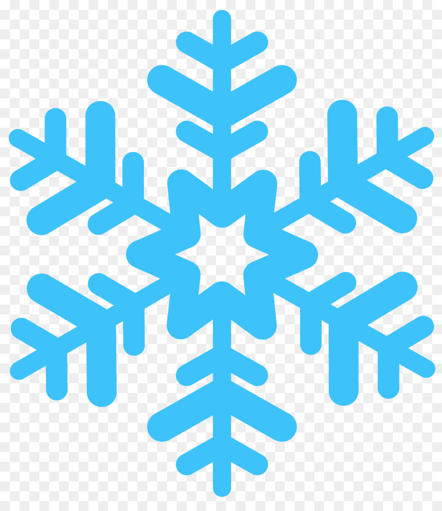 snowflake clip art snowflakes png file