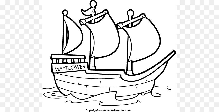 Barco Barco en blanco y Negro imágenes prediseñadas - Silhouttee ...