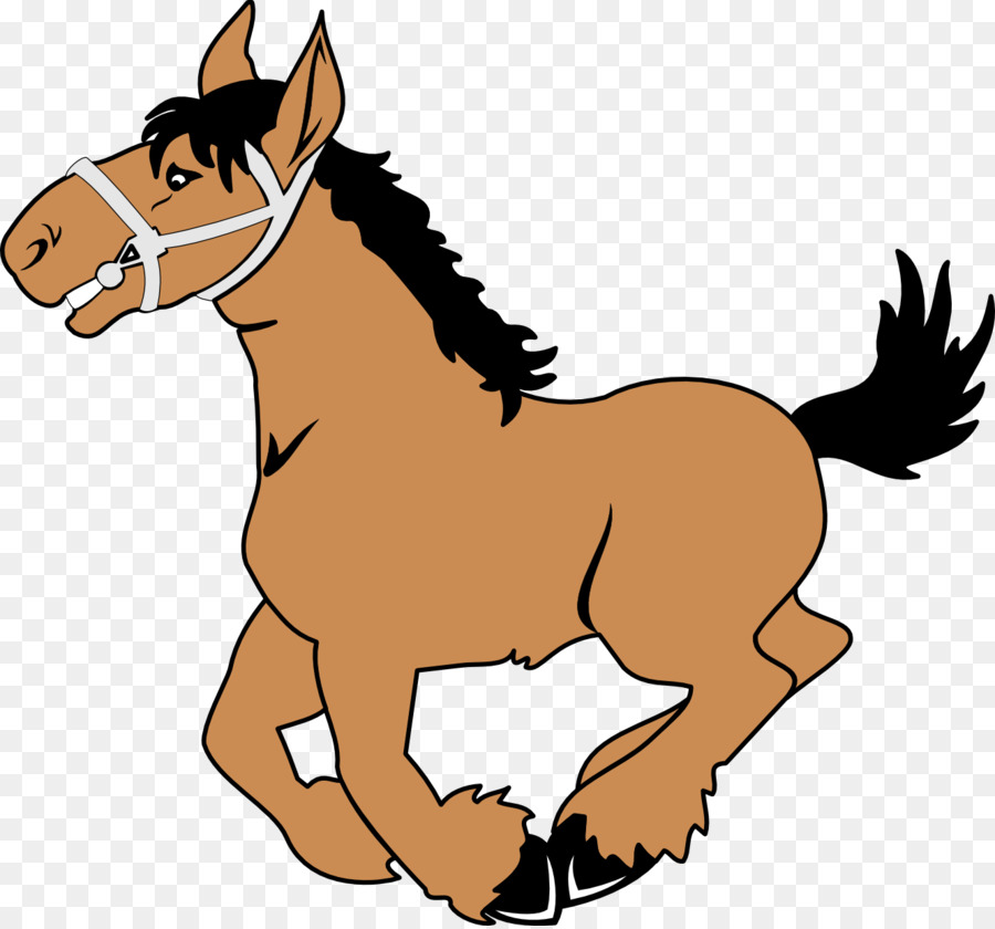 mustang american paint horse clip art trail ride cliparts png rh kisspng com horseshoe clipart clipart of a horse black and white