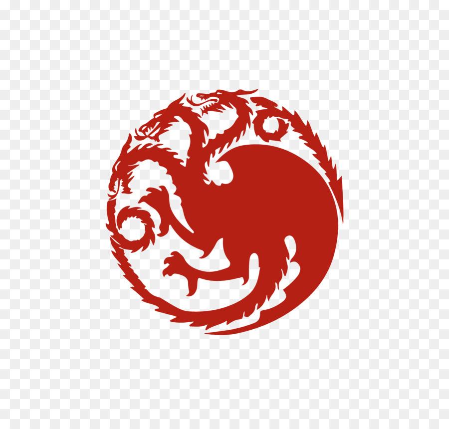 Nice Daenerys Targaryen House Targaryen Jaime Lannister House Lannister   House  Targaryen Transparent PNG