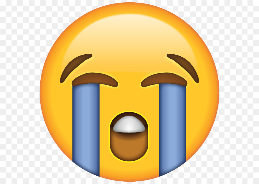 face with tears of joy emoji crying laughter sticker sad emoji png