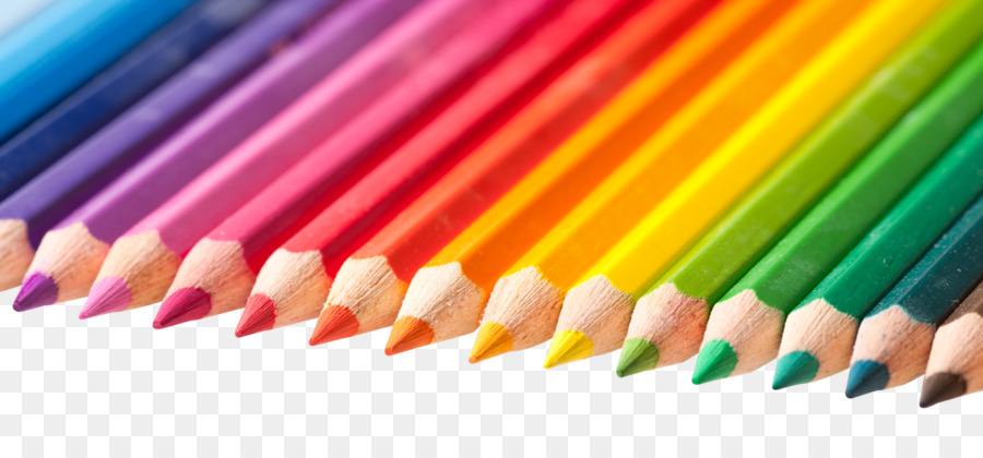 Pencil And In Color Camo Clipart: Color Pencils Png Download