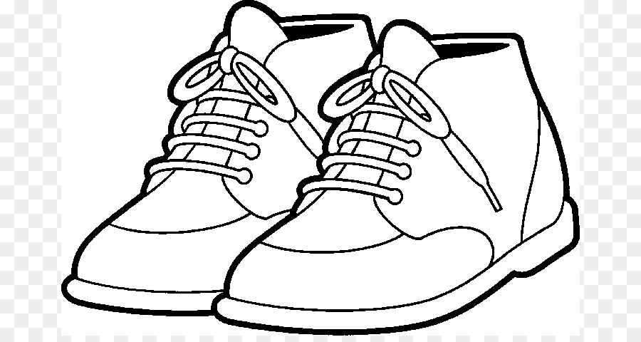 Shoe Sneakers Converse Black And White Clip Art Baby Shoes Pics