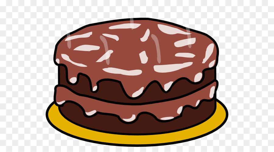 German Chocolate Cake Icing Birthday Cake Clip Art Chocolate