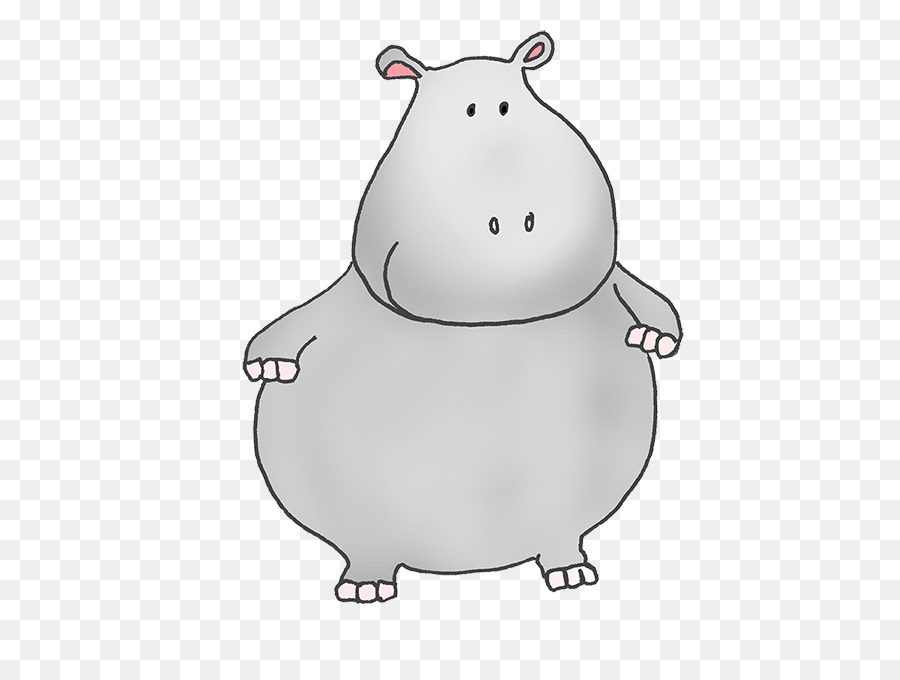 hippopotamus cartoon drawing clip art cute hippo cliparts png rh kisspng com Dancing Hippo Clip Art Cute Cartoon Hippo
