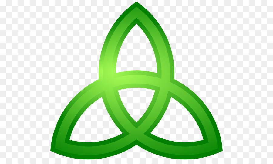 Triquetra Celtic Knot Trinity Celts Clip Art Trinity Shamrock