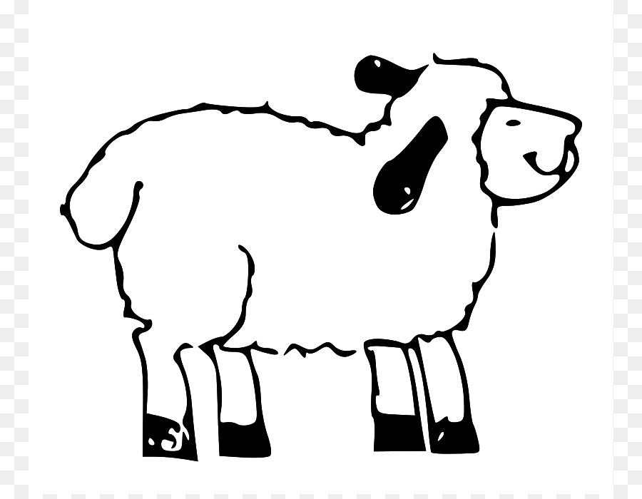 sheep cattle goat clip art free sheep clipart png download 819 rh kisspng com free sheep clipart strip image free sheep clip art images