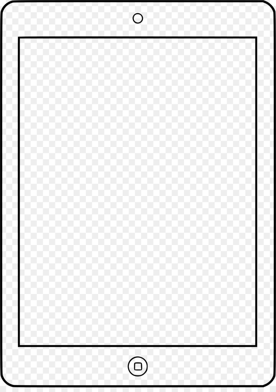 Line Drawing App : La línea en blanco y negro Ángulo de punto ipad esquema
