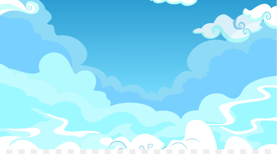 Sky Cloud Blue Clip art