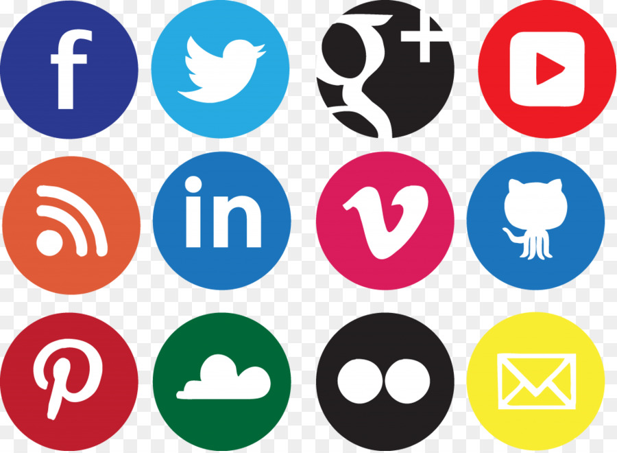 Social Media Social Network Icon Design Icon