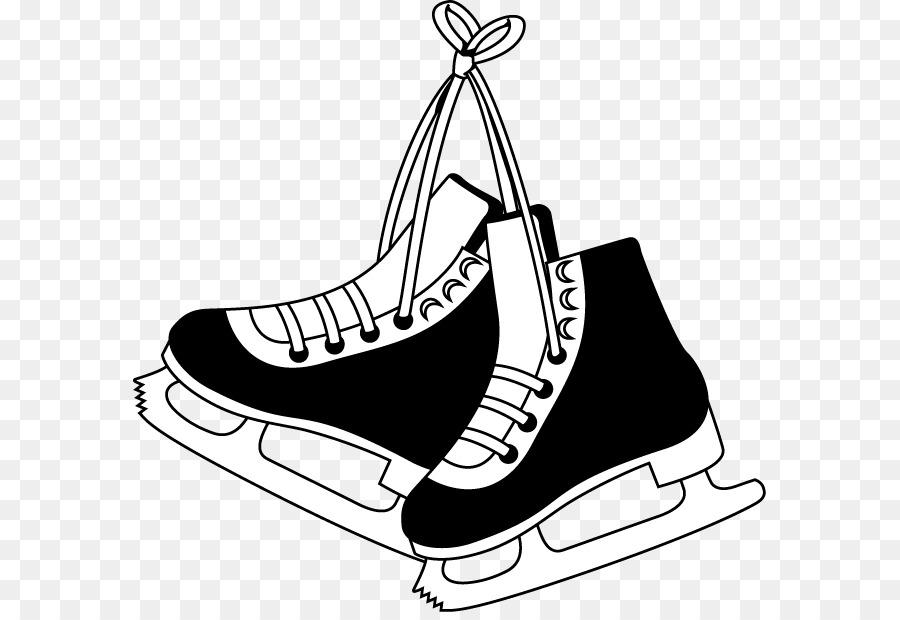 ice skate ice skating figure skating clip art cliparts hockey rh kisspng com skates clipart black and white states clipart