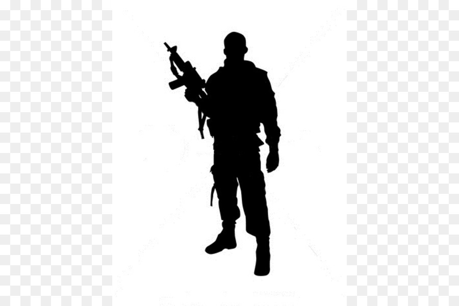 soldier silhouette military clip art soldier silhouette png rh kisspng com Army Soldier Silhouette Army Soldier Silhouette