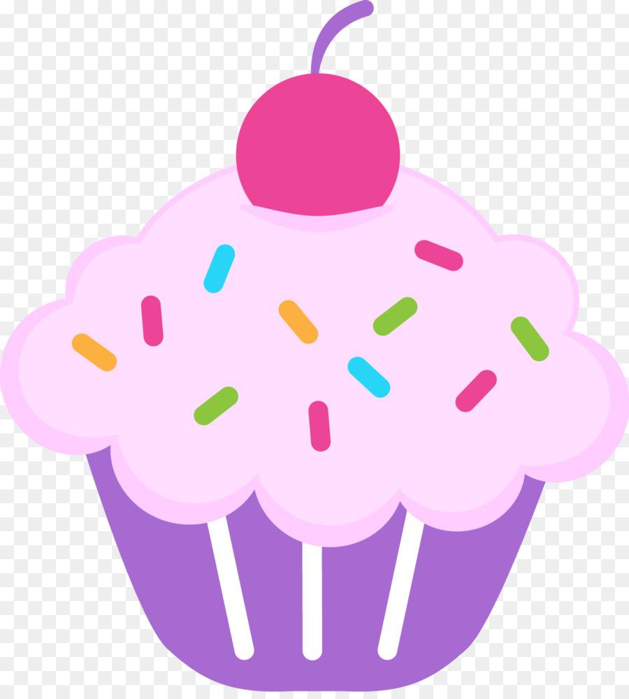 Birthday cake cupcake. Drawing png download free