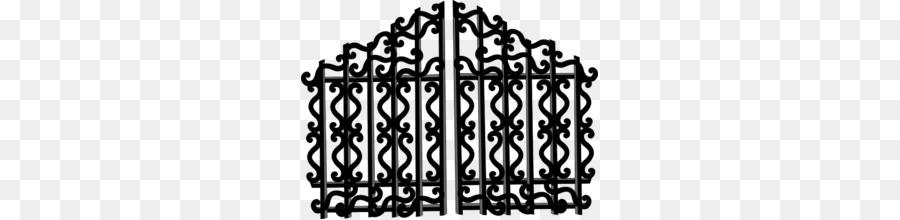 Tor Zaun Clip Art Eingang Cliparts Png Herunterladen 297 219