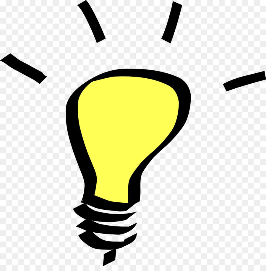 Light bulb cartoon. Png download free transparent