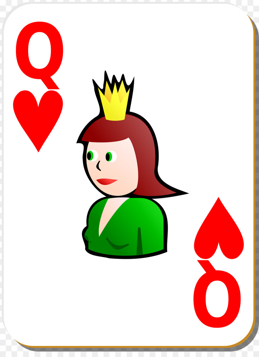 queen of hearts playing card clip art heart playing cards png rh kisspng com playing cards clip art images playing card clip art border