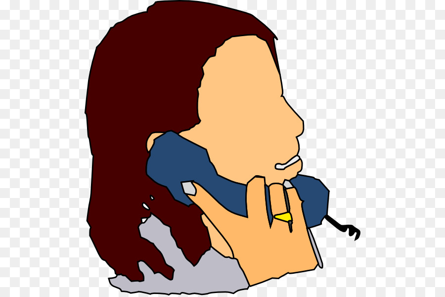 Telephone Clip Art Cartoon Pictures Of People Talking Png Download