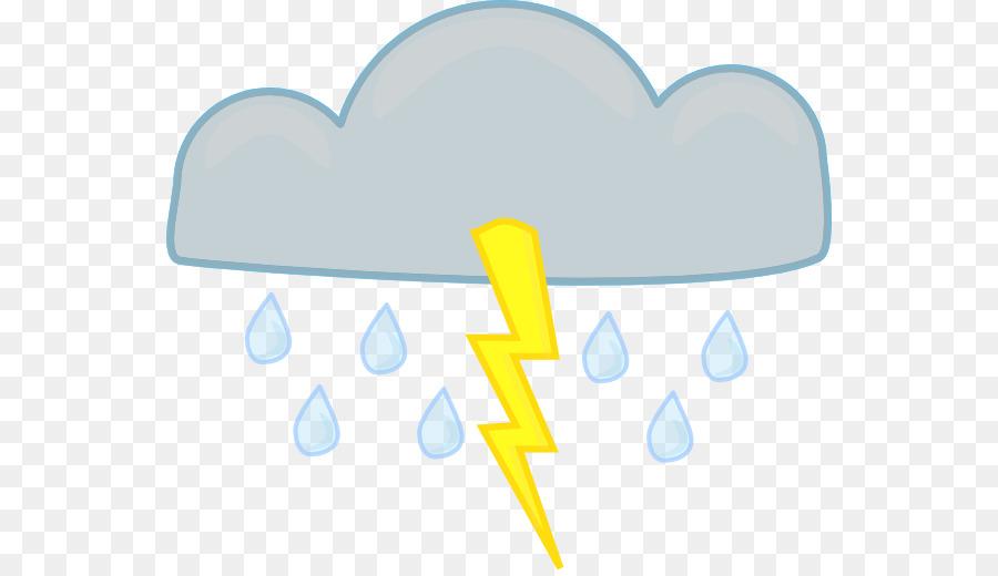 Langit Awan Hujan Badai Cuaca Hujan Badai Cliparts Unduh Biru