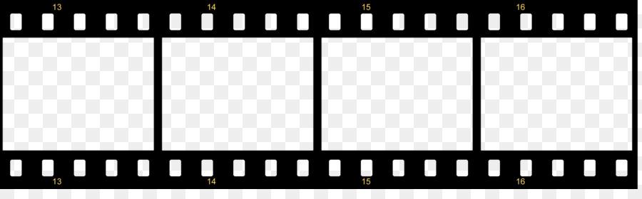 Filmstrip Template Photographic Film Clip Art Movies Borders